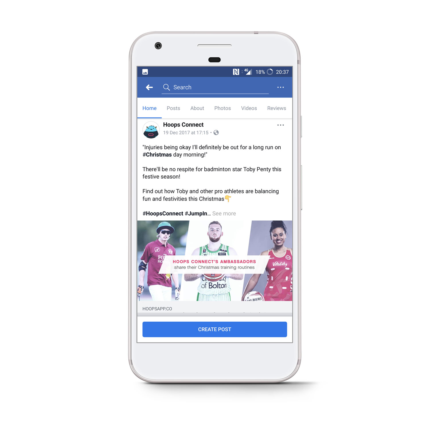 Hoops-Connect-social-media-management-facebook-by-Orfi-Media