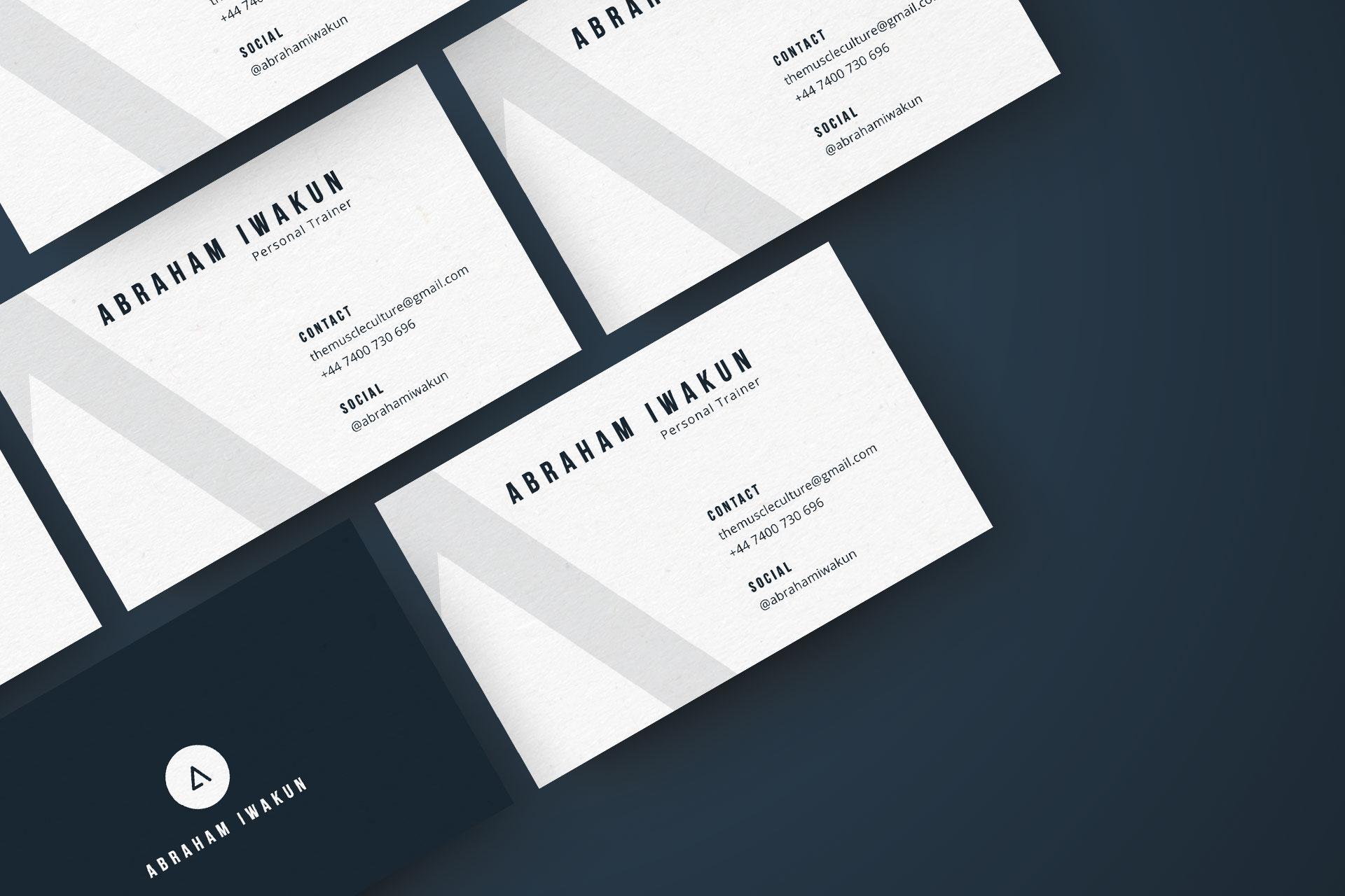 abraham-iwakun-fitness-logo-branding-business-cards-by-Orfi-Media