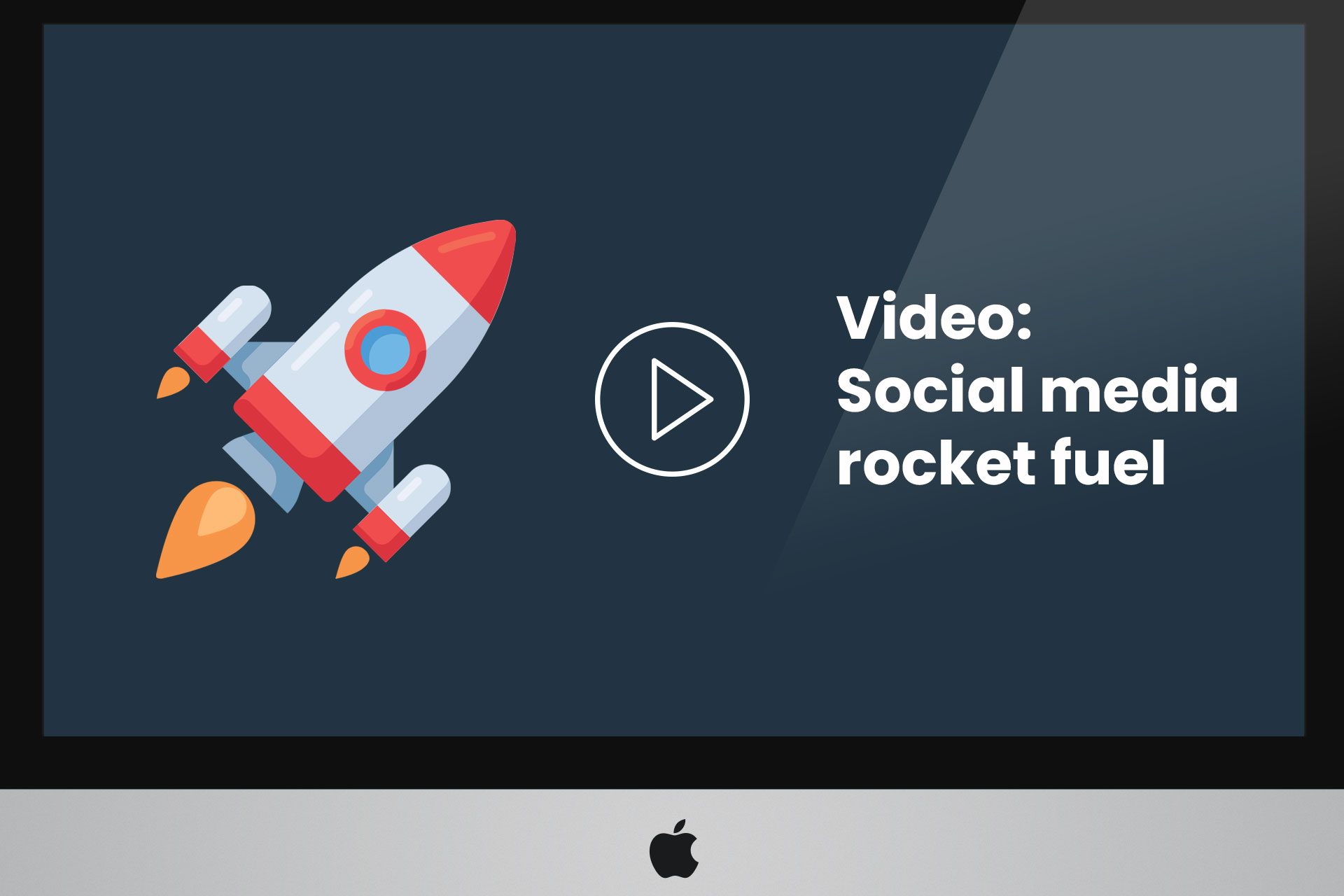 Video: Social media rocket fuel